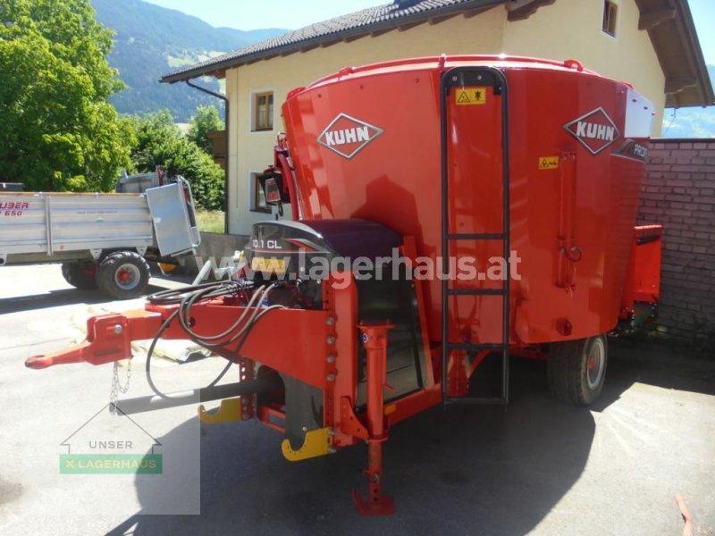 Futtermischwagen des Typs Kuhn PROFILE 10.1, Neumaschine in Schlitters (Bild 1)