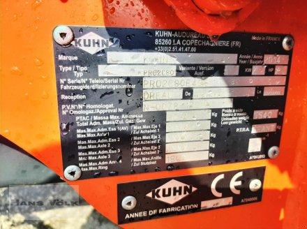 Futtermischwagen des Typs Kuhn Profile 1480, Gebrauchtmaschine in Antdorf (Bild 15)
