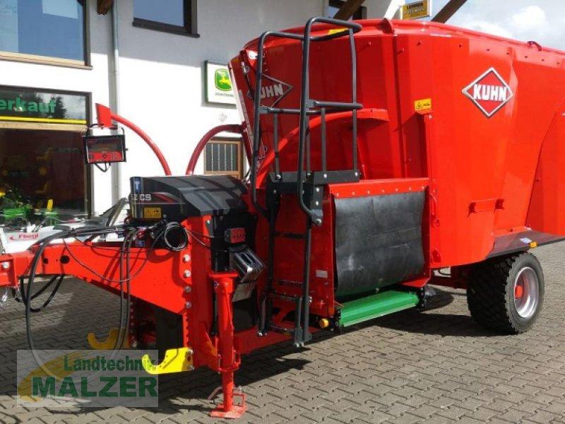 Futtermischwagen a típus Kuhn Profile 15.2 CS, Neumaschine ekkor: Mitterteich (Kép 1)