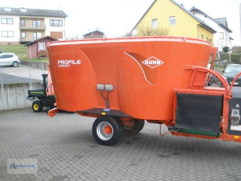 Futtermischwagen des Typs Kuhn Profile 1580 Compact, Gebrauchtmaschine in Hillesheim (Bild 4)