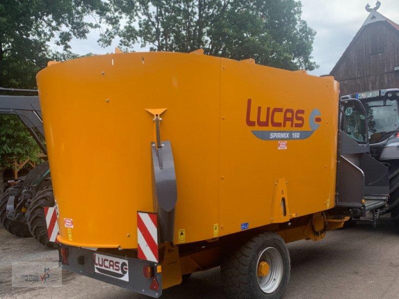 Futtermischwagen des Typs Lucas Spirmix, Gebrauchtmaschine in Mahlberg-Orschweier (Bild 1)