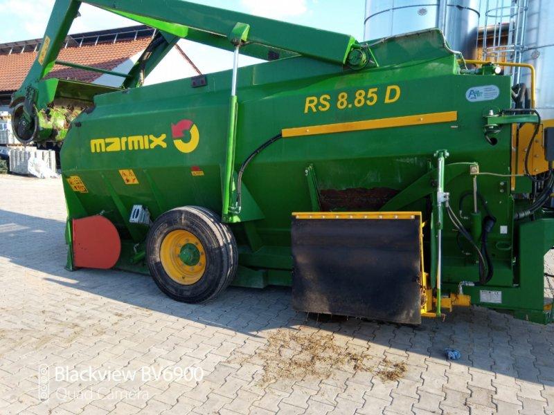 Futtermischwagen des Typs Marmix Futtermischwagen, Gebrauchtmaschine in Langenzenn (Bild 1)
