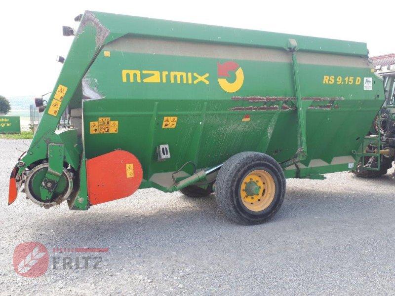Futtermischwagen des Typs Marmix RS 9.15 D, Gebrauchtmaschine in Kempten (Bild 2)