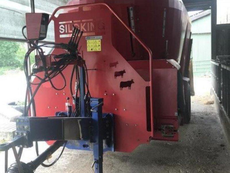 Futtermischwagen des Typs Mayer 16 cbm Duo, Gebrauchtmaschine in Wanderup (Bild 7)