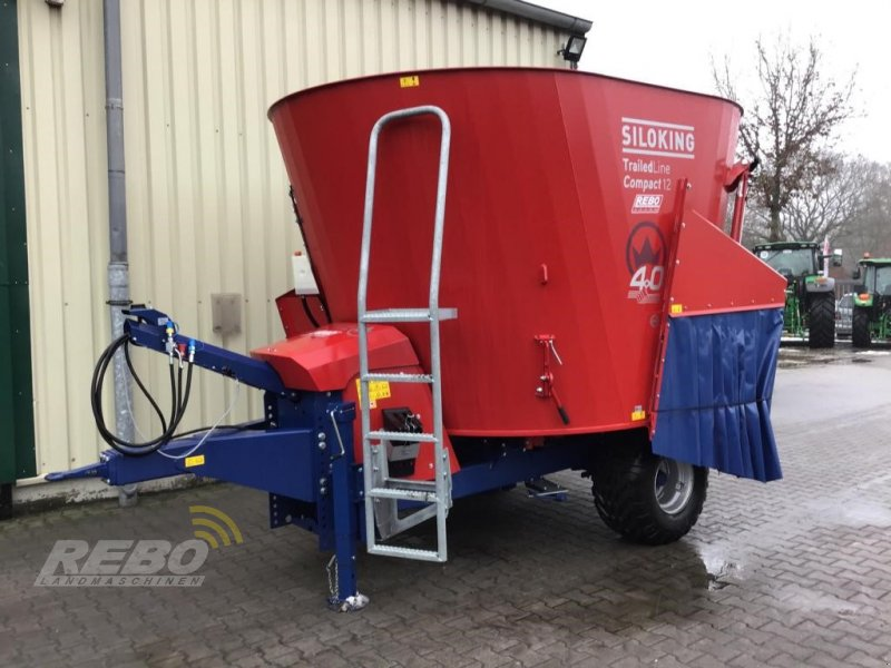 Futtermischwagen des Typs Mayer 4.0 COMPACT 12, Neumaschine in Aurich (Bild 1)