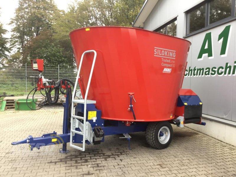 Futtermischwagen des Typs Mayer CLASSIC COMPACT 10, Neumaschine in Neuenkirchen-Vörden (Bild 1)