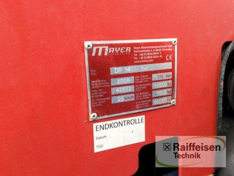 Futtermischwagen des Typs Mayer Duo 14 Futtermischwagen, Gebrauchtmaschine in Elmenhorst-Lanken (Bild 3)