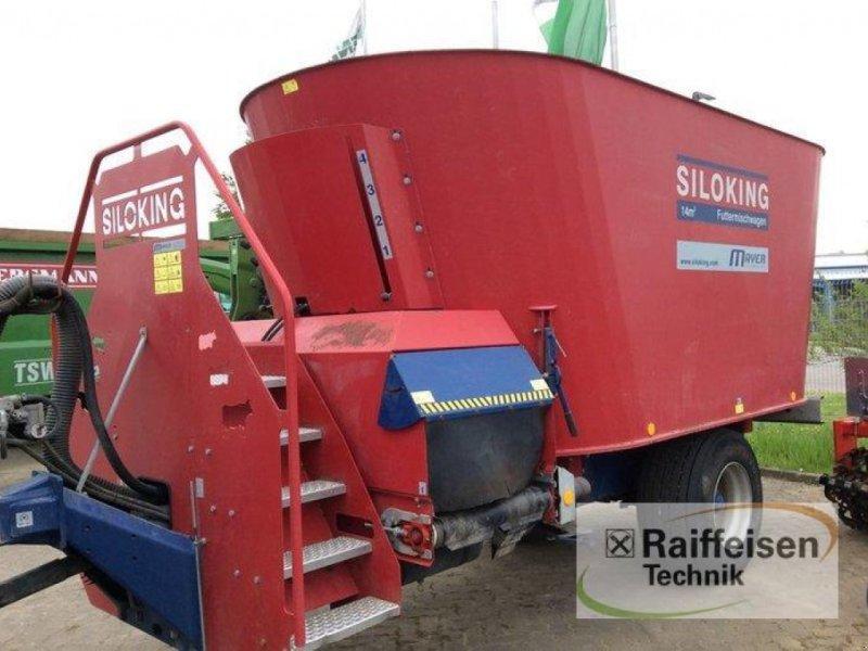 Futtermischwagen des Typs Mayer Duo 14 Futtermischwagen, Gebrauchtmaschine in Elmenhorst-Lanken (Bild 1)