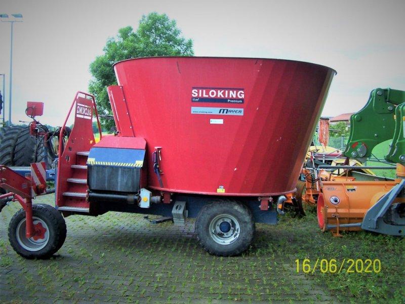 Futtermischwagen des Typs Mayer Premium 11m³, Gebrauchtmaschine in Murnau (Bild 1)