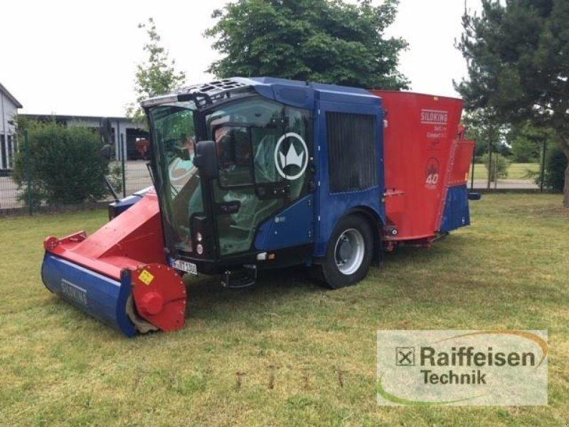 Futtermischwagen des Typs Mayer SelfLine 4.0 Co, Vorführmaschine in Husum (Bild 1)