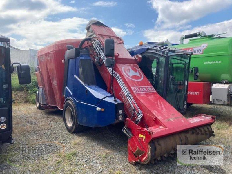 Futtermischwagen des Typs Mayer SelfLine 4.0 Premium 2215-19, Gebrauchtmaschine in Korbach (Bild 1)