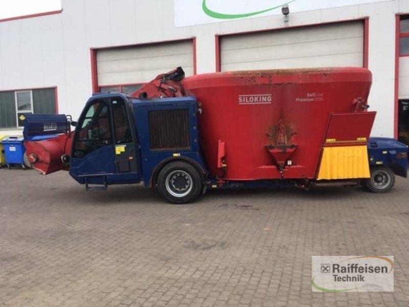 Futtermischwagen des Typs Mayer Selfline Premium 18m³, Gebrauchtmaschine in Bad Langensalza (Bild 1)