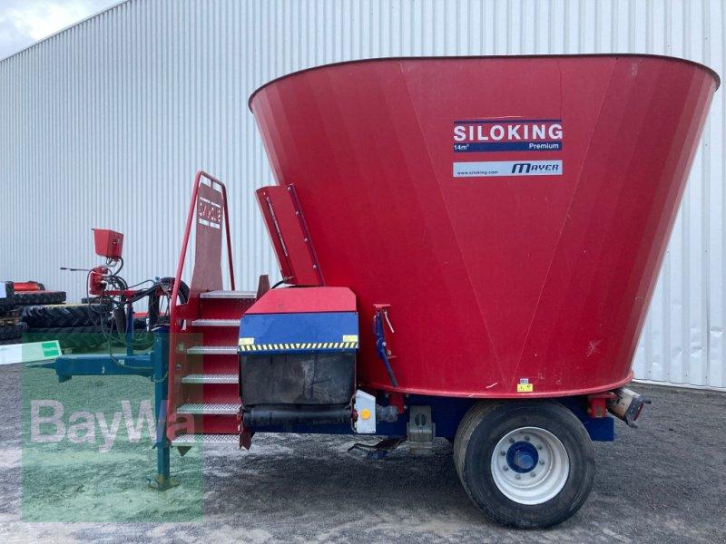 Futtermischwagen des Typs Mayer Siloking 14 m3, Gebrauchtmaschine in Giebelstadt (Bild 7)