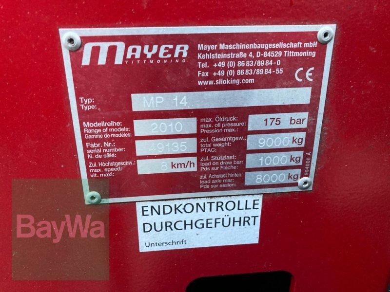 Futtermischwagen des Typs Mayer Siloking 14 m3, Gebrauchtmaschine in Giebelstadt (Bild 8)