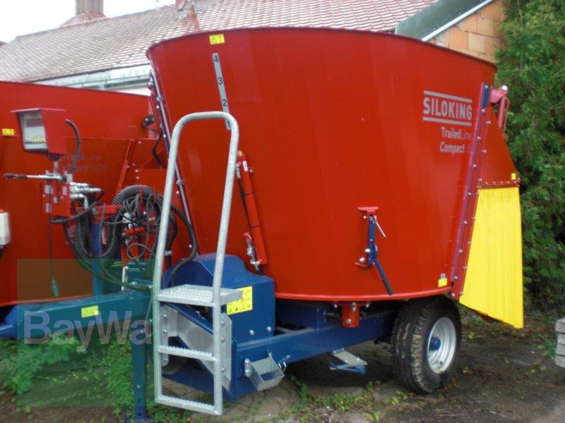 Futtermischwagen des Typs Mayer Siloking Compact 8, Neumaschine in Neuburg a.d.Donau (Bild 2)