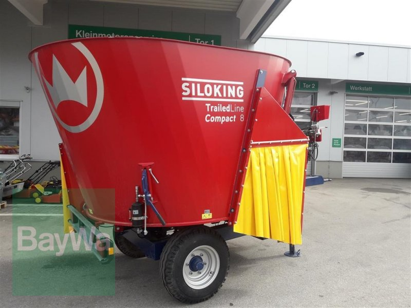 Mayer Siloking Compact 8