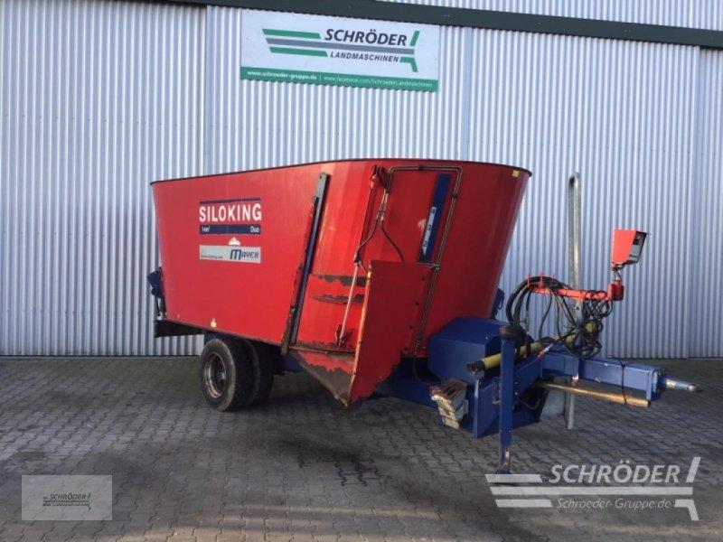Futtermischwagen des Typs Mayer Siloking Duo 14 T, Gebrauchtmaschine in Wildeshausen (Bild 1)