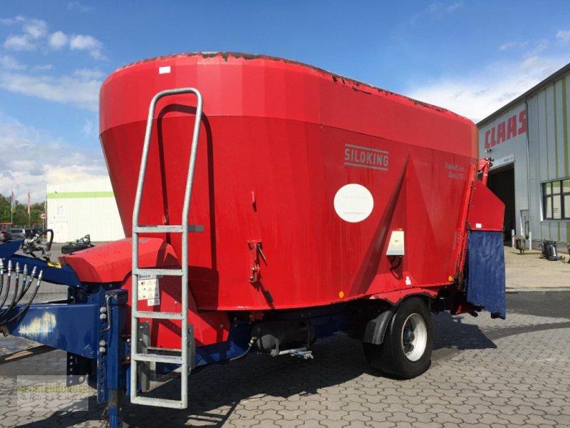 Futtermischwagen des Typs Mayer Siloking PremiumLine 2218-22, Gebrauchtmaschine in Gülzow-Prüzen OT Mühlengeez (Bild 1)