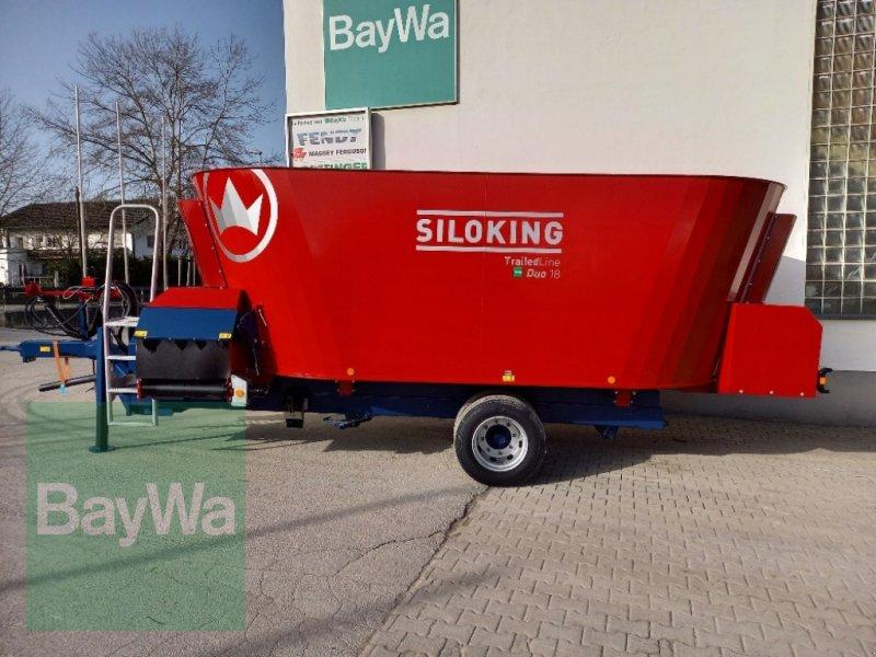 Futtermischwagen des Typs Mayer TrailedLine Duo 18 T, Gebrauchtmaschine in Griesstätt (Bild 2)