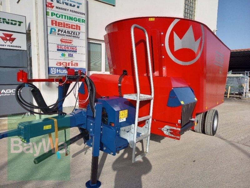 Futtermischwagen des Typs Mayer TrailedLine Duo 18 T, Gebrauchtmaschine in Griesstätt (Bild 4)