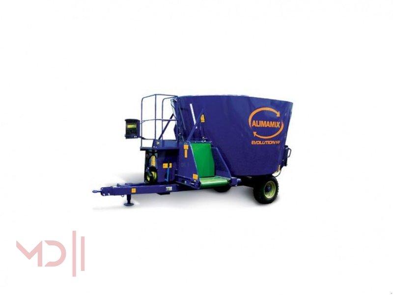Futtermischwagen des Typs MD Landmaschinen Alima BIS Futtermischwagen EVOLUTION 10 M -Sofort verfügbar-, Neumaschine in Zeven (Bild 1)