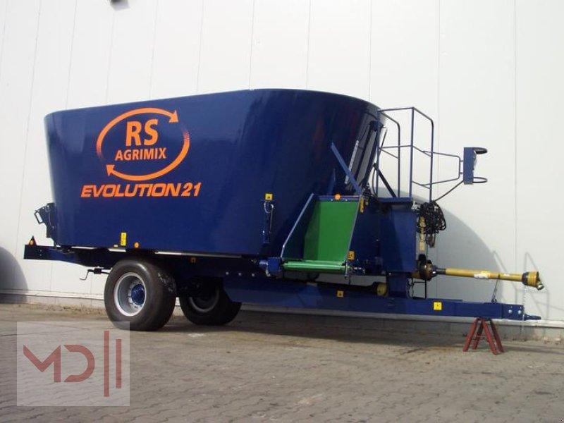 Futtermischwagen des Typs MD Landmaschinen Alima BIS Futtermischwagen EVOLUTION 21, Neumaschine in Zeven (Bild 1)