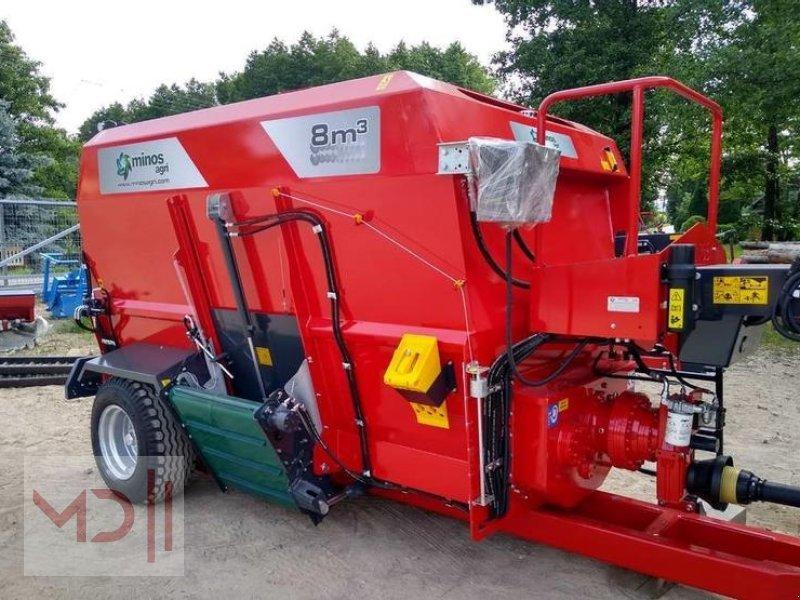Futtermischwagen типа MD Landmaschinen MA Futtermischwagen T-YYKM 8, Neumaschine в Zeven (Фотография 1)