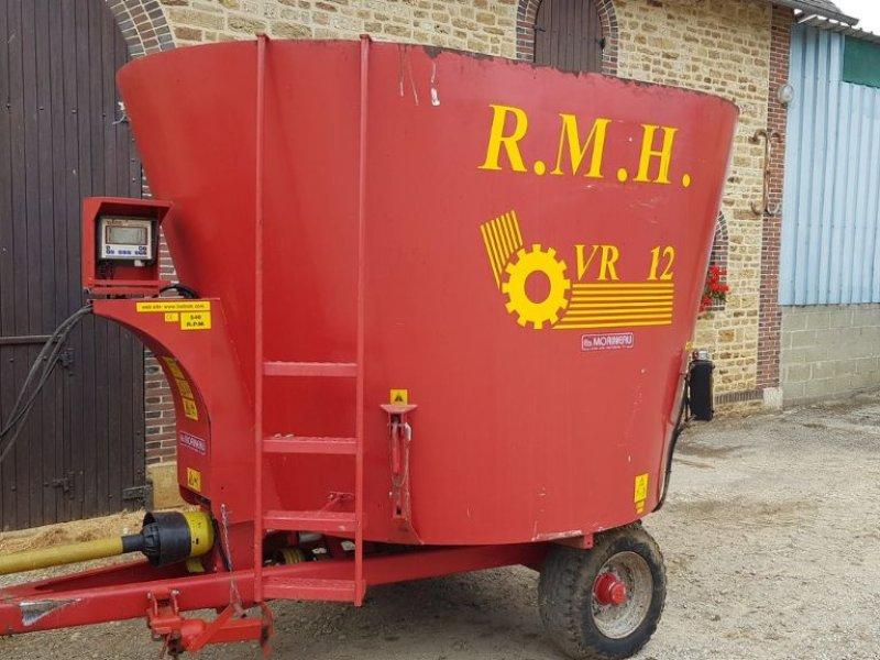 Futtermischwagen des Typs RMH VR 12 E, Gebrauchtmaschine in CHAILLOUÉ (Bild 1)