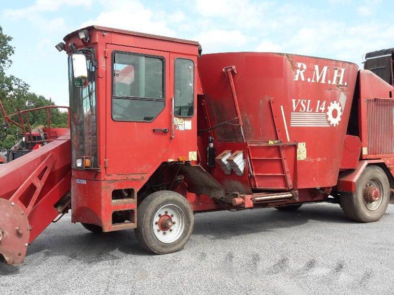 Futtermischwagen des Typs RMH VSL 14, Gebrauchtmaschine in Stegeren (Bild 1)