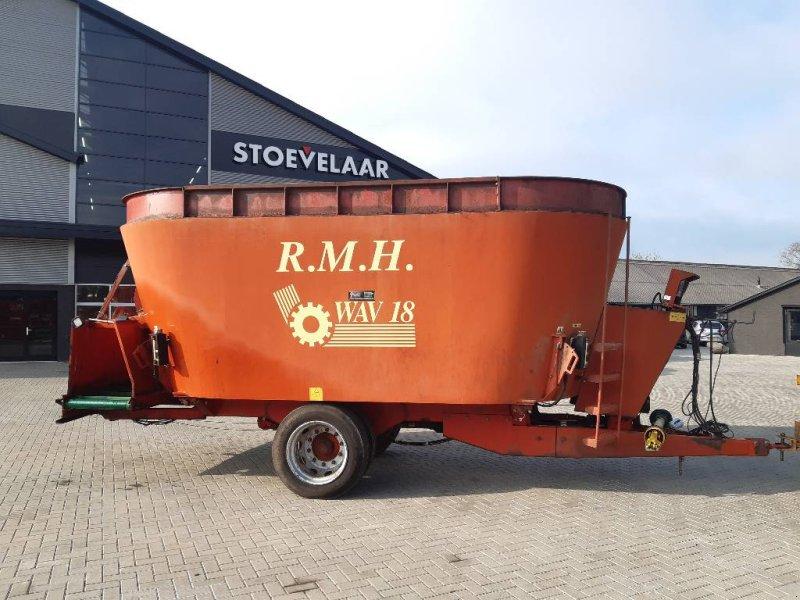 Futtermischwagen des Typs RMH WAV 18, Gebrauchtmaschine in Stegeren (Bild 1)