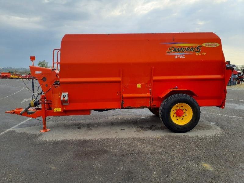 Futtermischwagen des Typs Seko SAM5-500-170, Gebrauchtmaschine in ANTIGNY (Bild 1)
