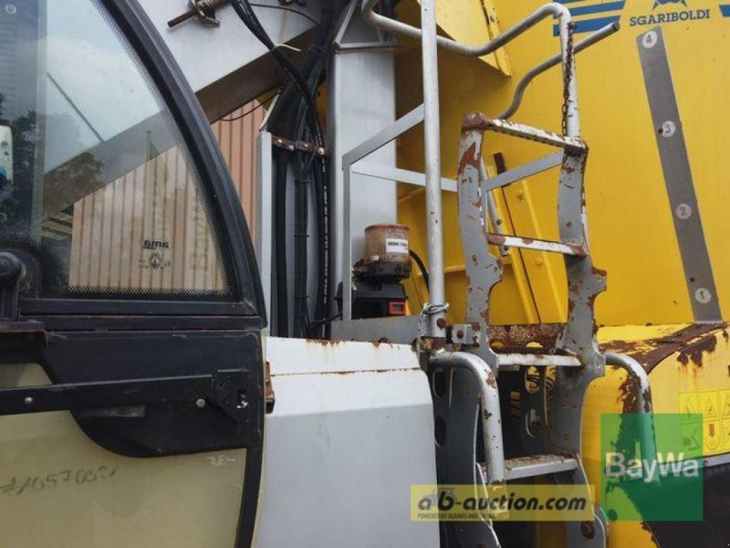 Futtermischwagen des Typs Sgariboldi GRIZZLY 8120/1, Gebrauchtmaschine in Manching (Bild 11)