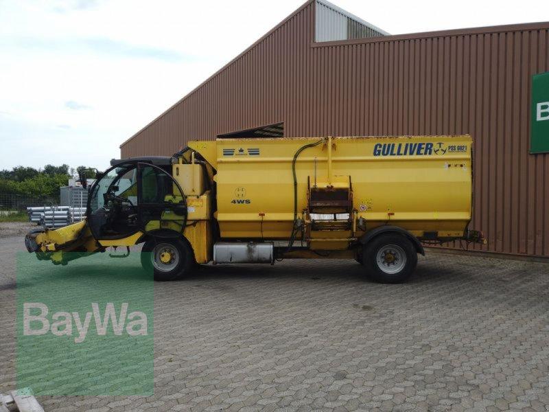 Futtermischwagen des Typs Sgariboldi GULLIVER PSS 6021, Gebrauchtmaschine in Manching (Bild 6)