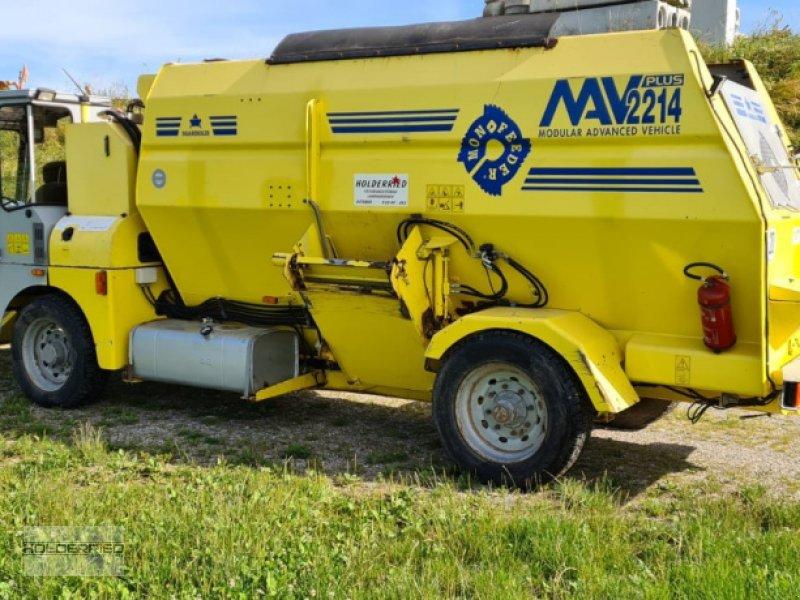 Futtermischwagen des Typs Sgariboldi MAV 2214 PLUS, Gebrauchtmaschine in Aitrang (Bild 1)