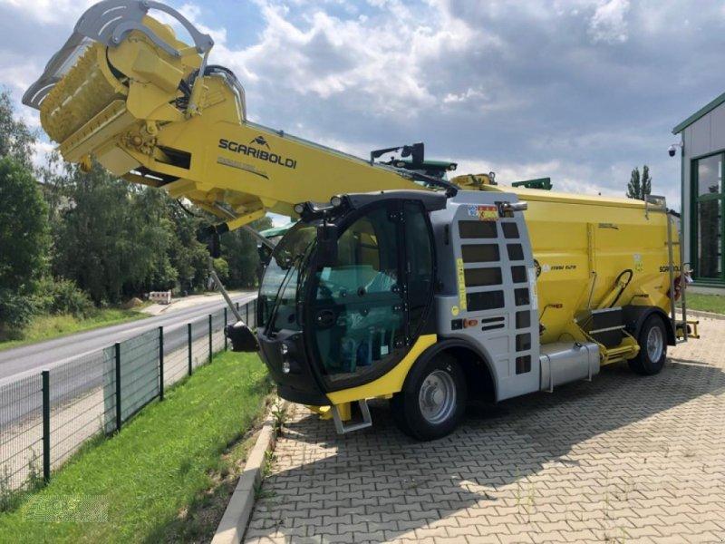 Futtermischwagen des Typs Sgariboldi MAV 6211/ NEU MIT GARANTIE!!!, Neumaschine in Rauschwitz (Bild 1)