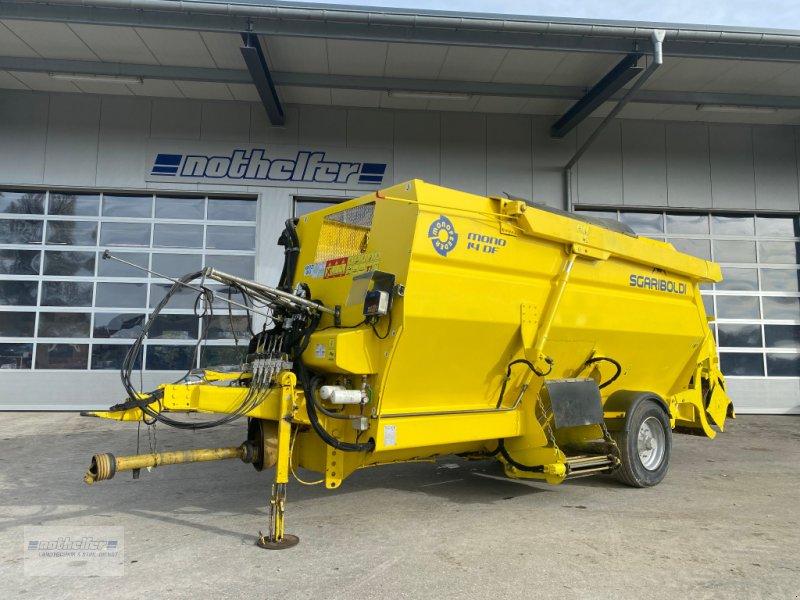 Futtermischwagen des Typs Sgariboldi Mono 14 DF, Gebrauchtmaschine in Pforzen (Bild 1)