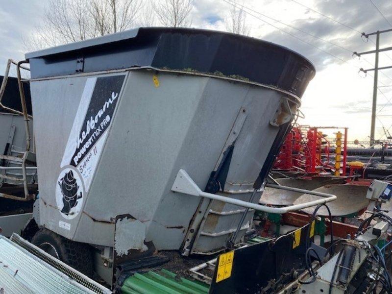 Futtermischwagen типа Shelbourne Powermix, Gebrauchtmaschine в Grantham (Фотография 1)