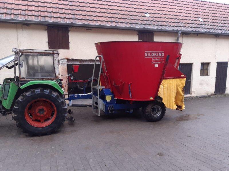 Futtermischwagen a típus Siloking 10 cbm, Gebrauchtmaschine ekkor: Lichtenau (Kép 1)