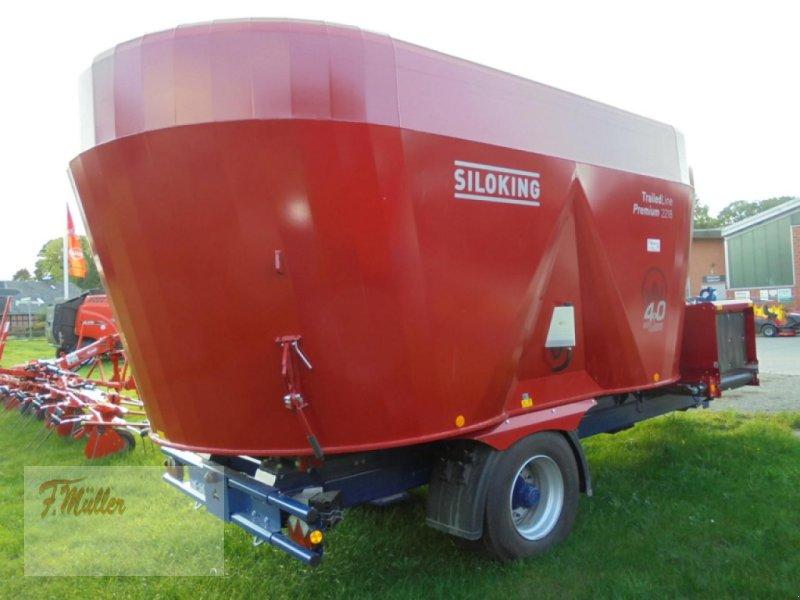 Futtermischwagen a típus Siloking 2218-22 TRAILEDLINE PREMIUM 4.0, Neumaschine ekkor: Taaken (Kép 1)