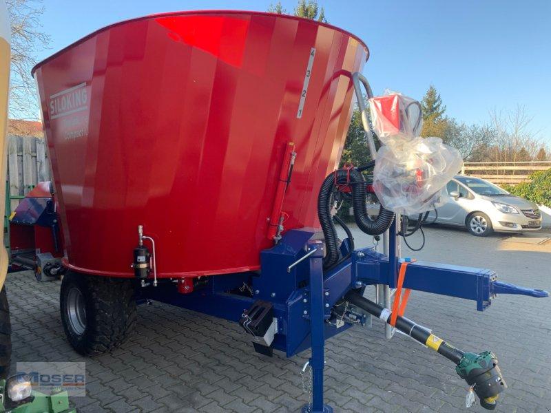 Futtermischwagen des Typs Siloking Compact 10-T, Neumaschine in Massing (Bild 2)