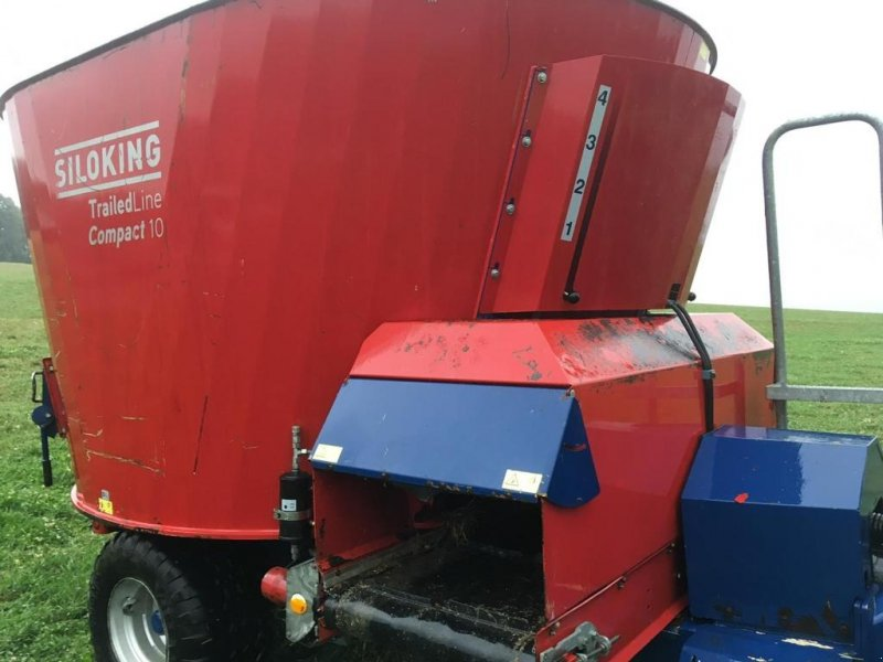 Futtermischwagen des Typs Siloking Compact 10, Gebrauchtmaschine in Meerane (Bild 1)