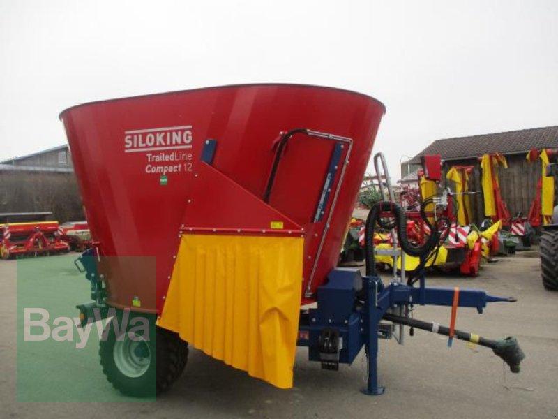 Futtermischwagen des Typs Siloking COMPACT 12 M³, Gebrauchtmaschine in Schönau b.Tuntenhausen (Bild 2)