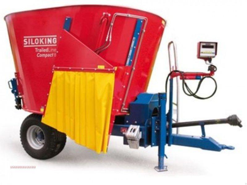 Futtermischwagen des Typs Siloking Compact 8 Ausstellungsmaschine, Gebrauchtmaschine in Tarsdorf (Bild 1)