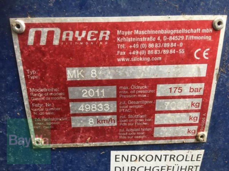 Futtermischwagen des Typs Siloking COMPACT 8, Gebrauchtmaschine in Miltach (Bild 5)