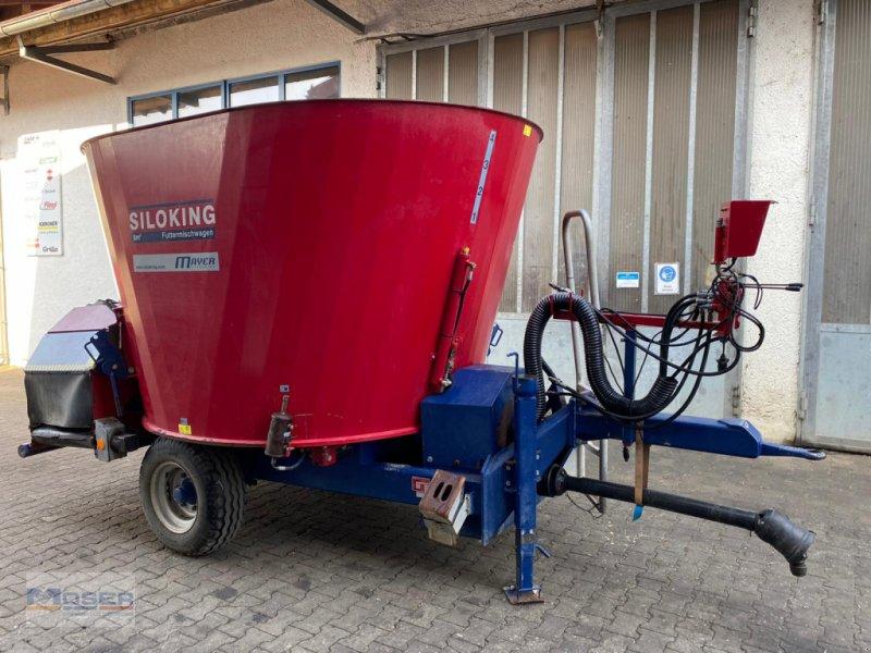 Futtermischwagen des Typs Siloking Compact 8, Gebrauchtmaschine in Massing (Bild 1)