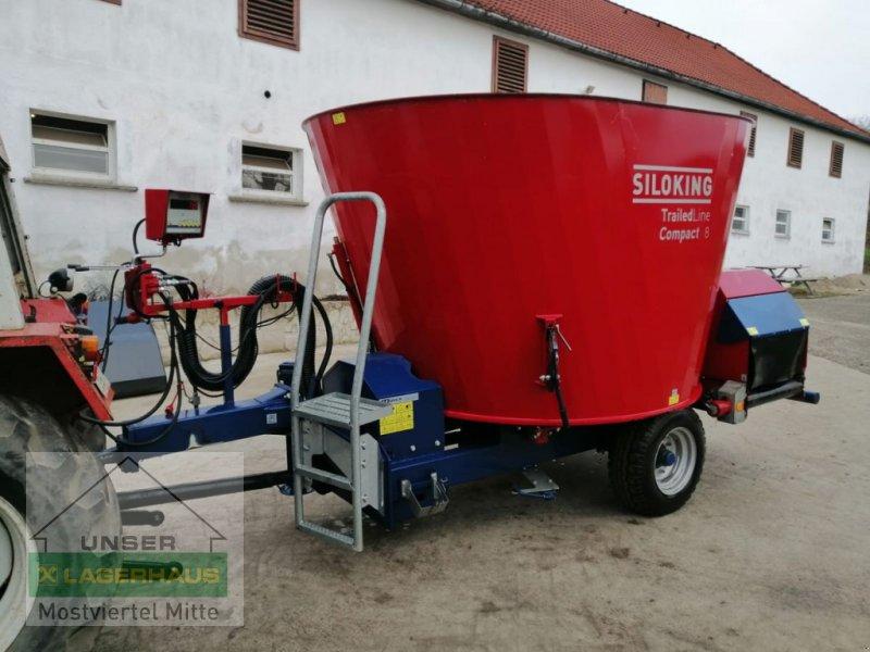 Futtermischwagen a típus Siloking Compakt 8, Gebrauchtmaschine ekkor: Bergland (Kép 1)