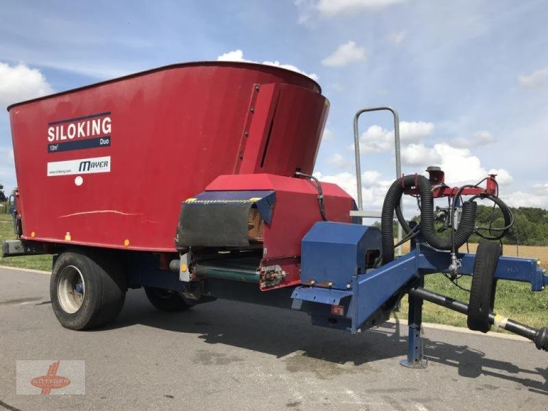 Futtermischwagen des Typs Siloking Duo 12, Gebrauchtmaschine in Oederan (Bild 1)