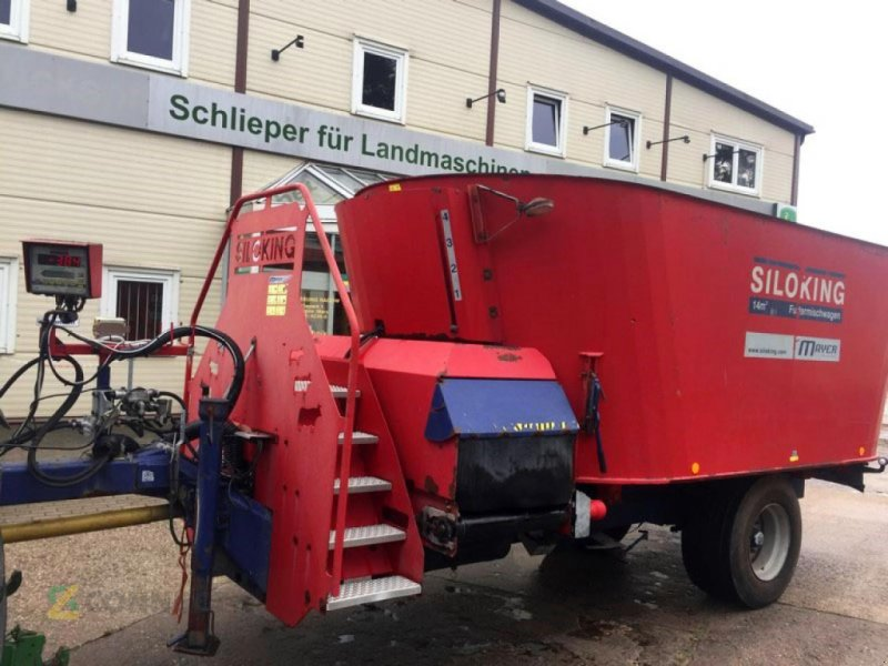Futtermischwagen a típus Siloking Duo 14 T, Gebrauchtmaschine ekkor: Sonnewalde (Kép 1)