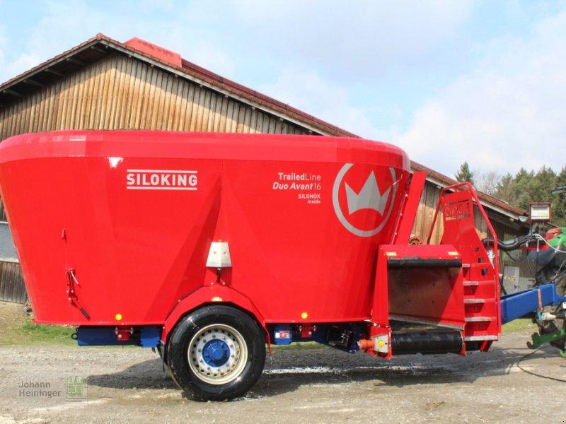 Futtermischwagen des Typs Siloking Duo 16, Gebrauchtmaschine in Offenberg (Bild 1)