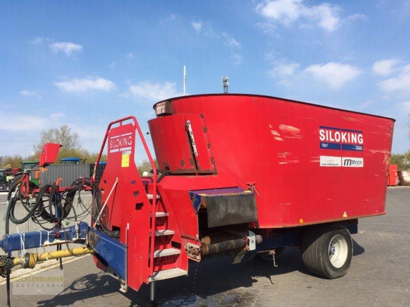 Futtermischwagen des Typs Siloking Duo 16, Gebrauchtmaschine in Gülzow-Prüzen OT Mühlengeez (Bild 1)